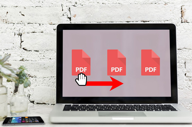 Move Pages in PDF