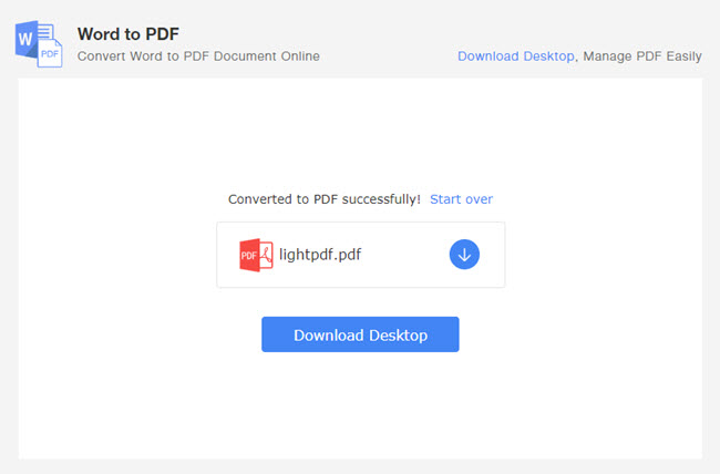 how to create blank pdf for free